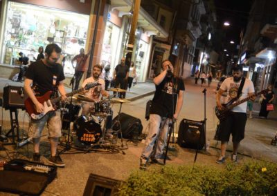 Street Band 2015