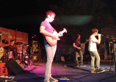 Live Φωτολίβος Δράμας 2013