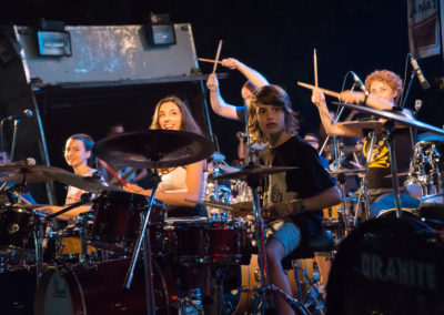 MMA DRUMMERS SHOW-Dramaica 2018
