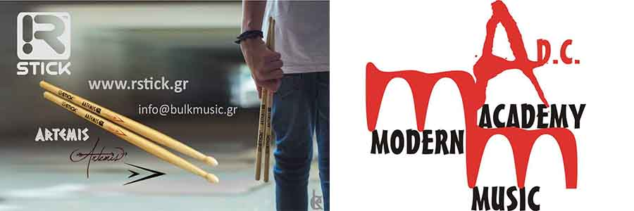 Modern Music Academy and Rsticks
